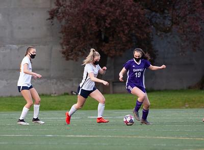 Girls Soccer vs. Garfield