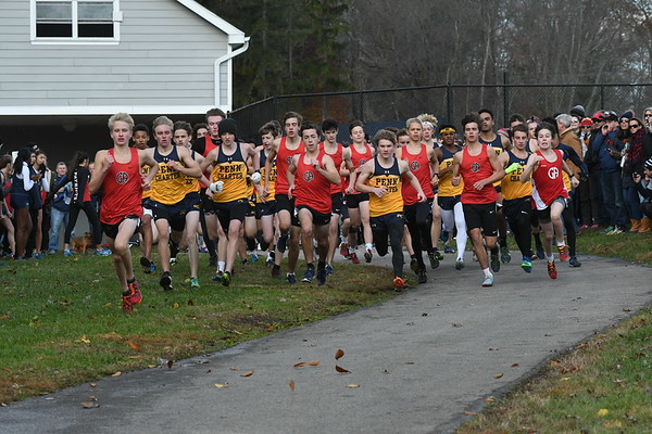 Boys Cross Country: GA vs PC - Gallery III