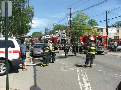 03-07-06 Bergenfield, NJ - Working Fire