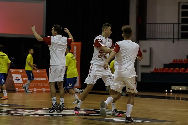 Basketball BC Hallmann Vienna vs. UBSC Raiffeisen Graz