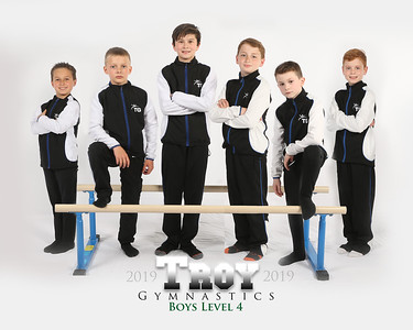 Boys Level 4