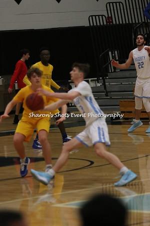 Varsithy Boys Basketball v Lyman 2020