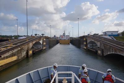 Panama Canal - Day 1
