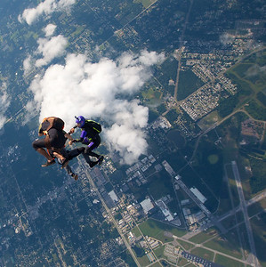 Skydive Deland Fun