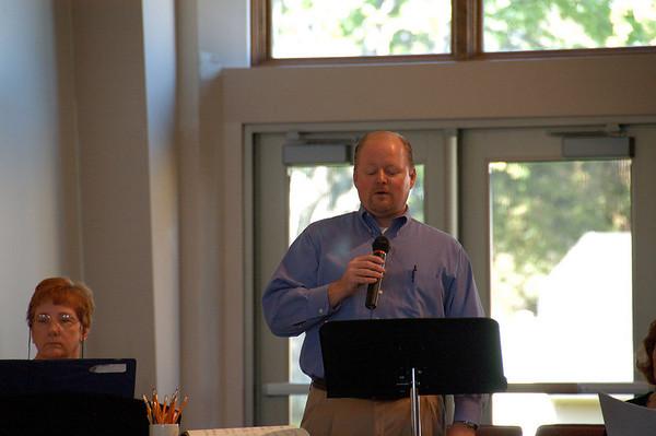 May 4, 2008 Worship Service