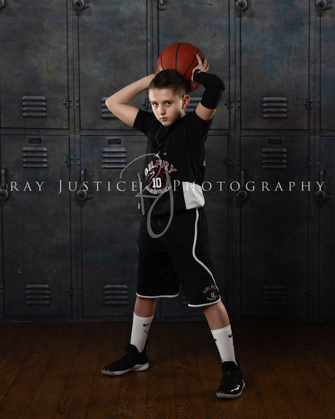Brody Little Basketball