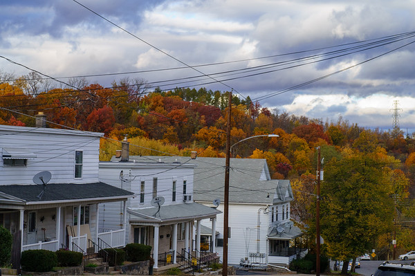 Fall and the Northeast