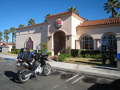 Solo Motorcycle Trips