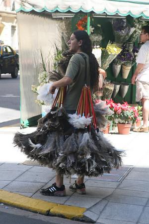 G 12-07 - Buenos Aires, Argentina - Ballet & Around Town