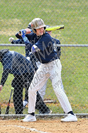 Wyomissing vs High Point High School Baseball 2017 - 2018