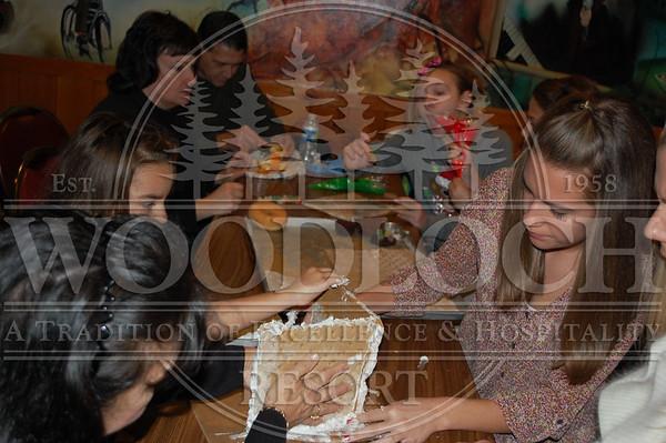 November 24 - Gingerbread Wars
