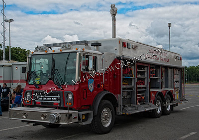 Westchester County Equipment Demo Day 2012