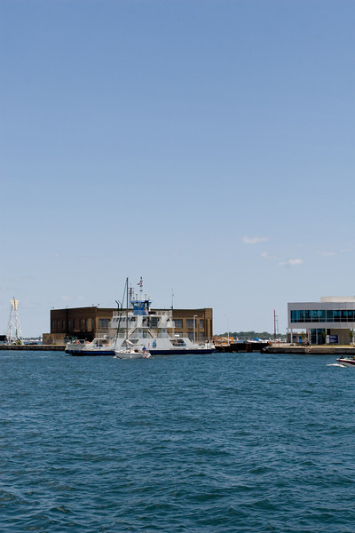 The World's Shortest Ferry Route