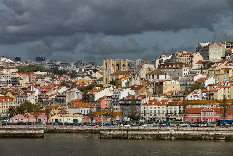 Harbourfront - Lisbon