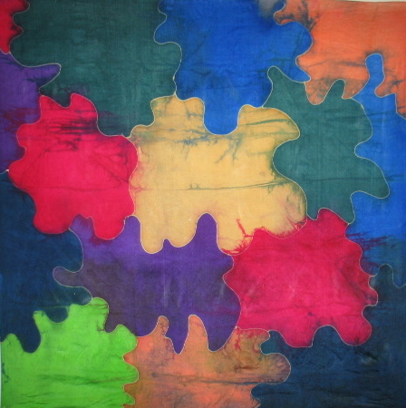 Puzzling Color Moment