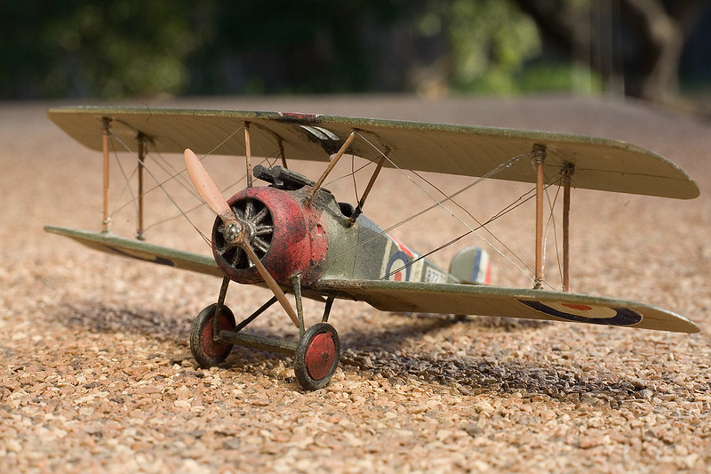 1/72 Scale Sopwith Camel
