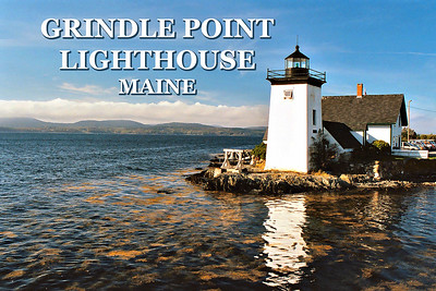 Grindle Point Lighthouse, Maine