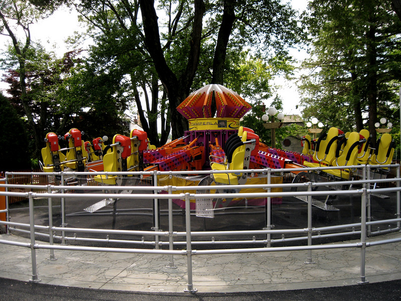 The Wave Blaster, almost ready to open.