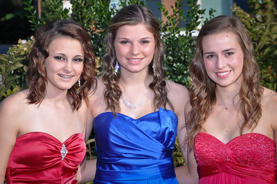 2011-10-06 BHS Homecoming Court 2011