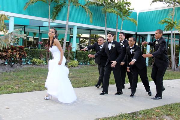 Mr & Mrs Rodriguez