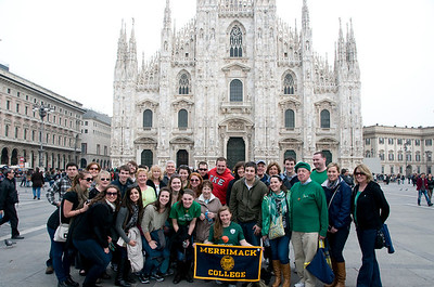 Pellegrinaggio in Italia XIII and ASPA IX