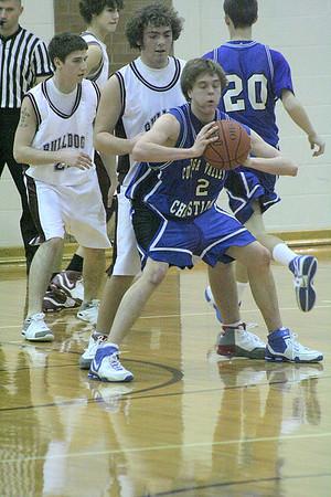 CVCA Mens Basketball 2007
