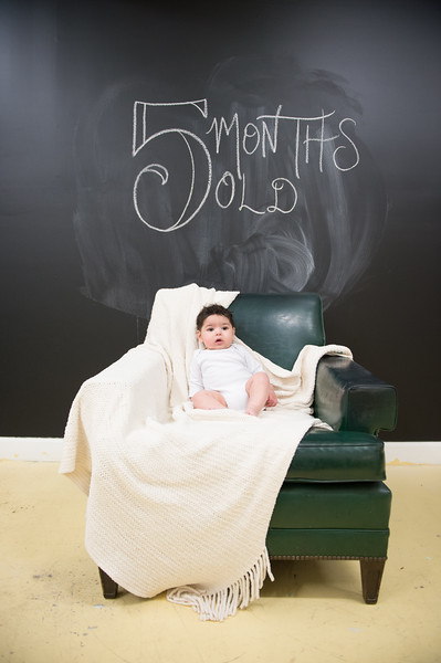 Theodore - Five Months