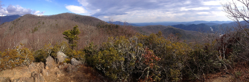 Rattlesnake Mountain Summit (3,540')