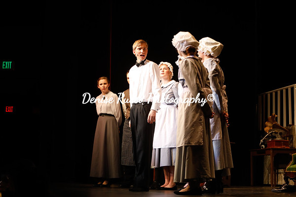 My Fair Lady: Opening Night, Act 2: Pit View