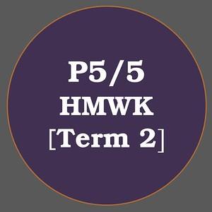 P5/5 HMWK T2