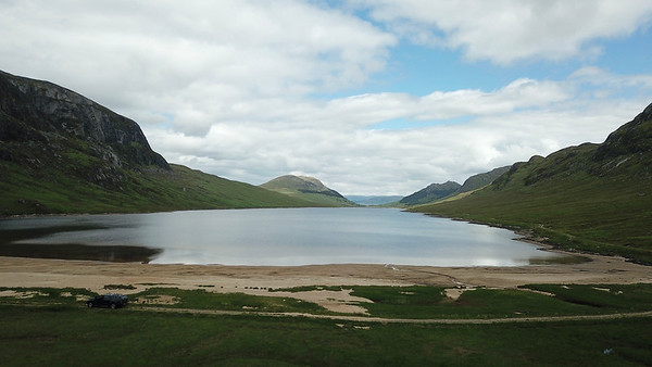 Lochan na h-Erba and Surounds