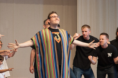 2013 Joseph Dreamcoat with BUMC