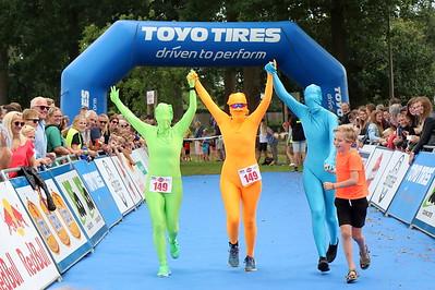 Sterke Peer triatlon 2019 - Trio triatlon