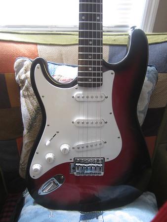 Hondo Stratocaster Copy