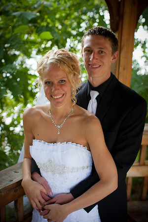 Lisa & Aaron