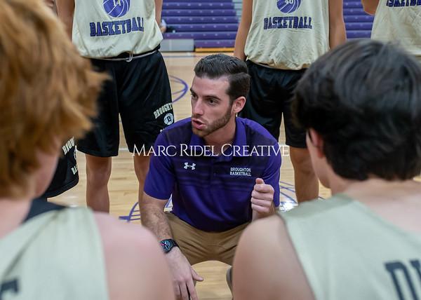 Broughton basketball vs Northern Nash. November 13, 2019. D4S_9159