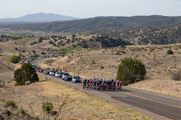 Stage 1 - Mogollon Road Race