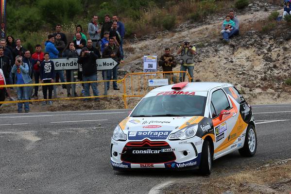 Rallye Vidreiro 2016 - DS3 R1 Challenge