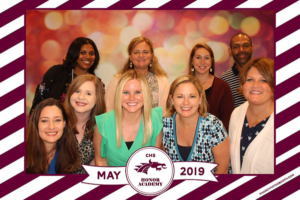 Collierville Honors Banquet