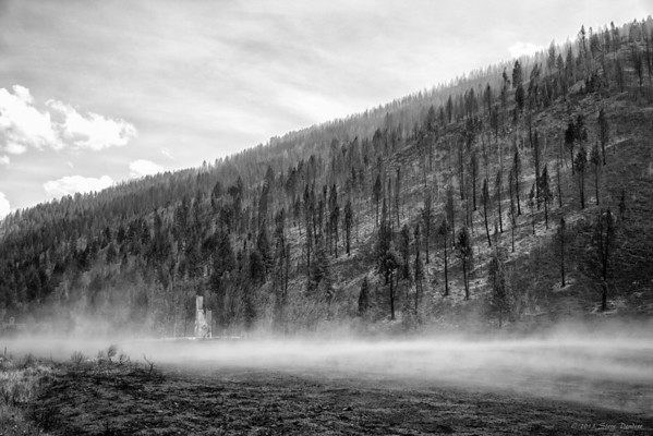 Beaver Creek Fire: The After Burn (Aug 2013)