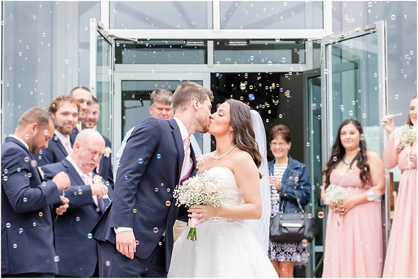 Indianapolis St. Mark's Wedding: Ashlen + Jarrod 5/14/16
