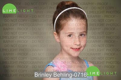 Brinley Behling