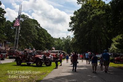 08/21/2016. Glasstown Fire Brigade Muster, Wheaton Village, Millville NJ