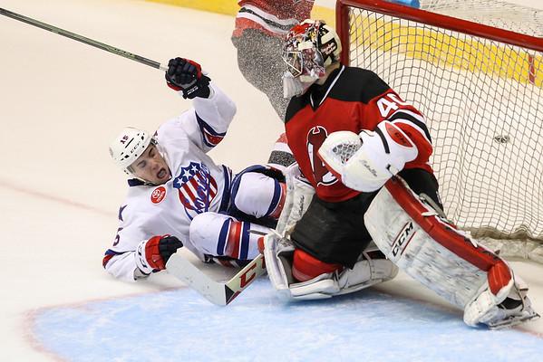 Rochester Americans v. Albany Devils 2-12-16