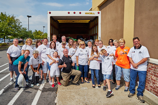 Covenant Wrapping Event 9-2015