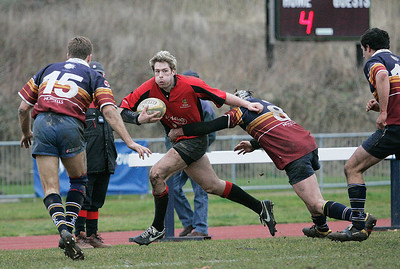 Cheltenham Rugby 11th March 2006