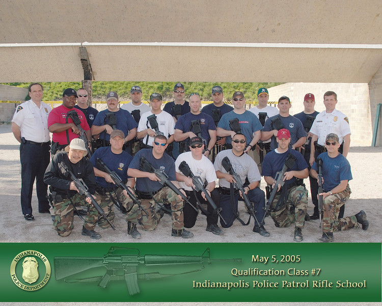 7 rifle class may 2005