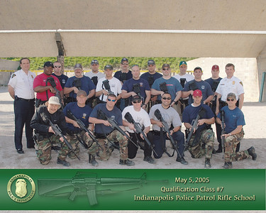 7 rifle class may 2005