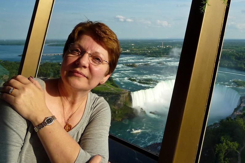 Gail Avoiding Looking Down
