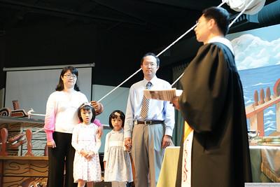 Taiwanese Baptism 8-08-2010